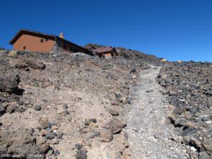 Berghütte am El Teide - Teneriffa
