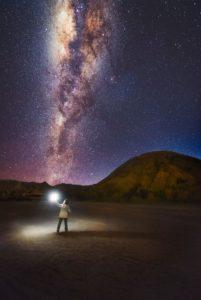 Astrofotografie - einzigartige Teidewanderung bei Nacht