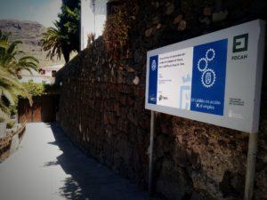 Am Dorf Masca auf Teneriffa