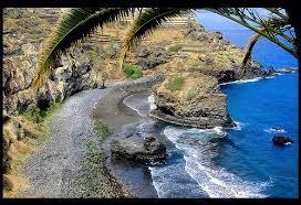 Wunderschöne Küste