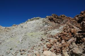 Lavageröll am El Teide - Teneriffa